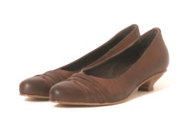 Lofina pumps - brun - RUGGGA