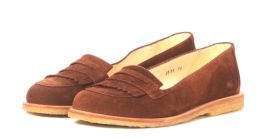 Angulus loafer - cognac - 101COGN