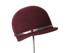 Be mine hat - aubergine - AUBE