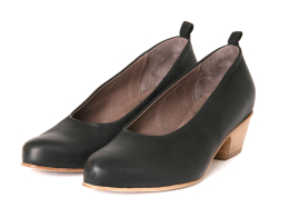 Lofina pump - Sort - NEROGA