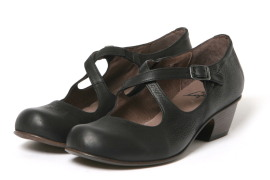 Lofina pumps - sort - NEROGA