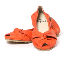 Lofina ballerina - orange - ZUCCGA