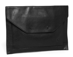 Rehard clutch - sort - NERO